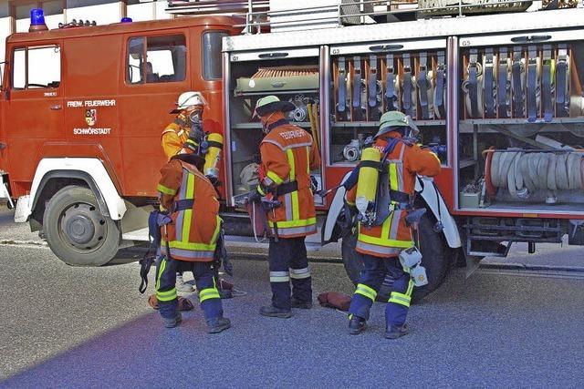 Feuerwehr bekommt neuen Gerätewagen