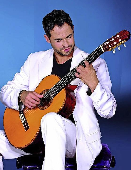 Gitarrist Christian Reichert  | Foto: zvg