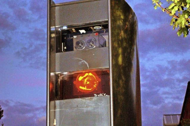 Stationäre Blitzer für Brombach stoßen auf geteiltes Echo