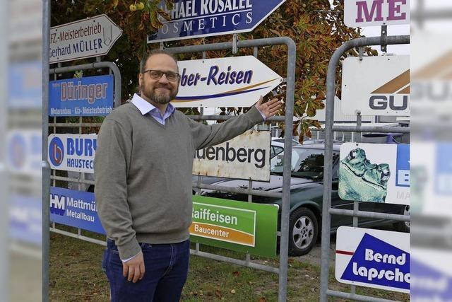 Ortsrundfahrt mit den Bürgermeisterkandidaten – diesmal mit Heiko Marquart