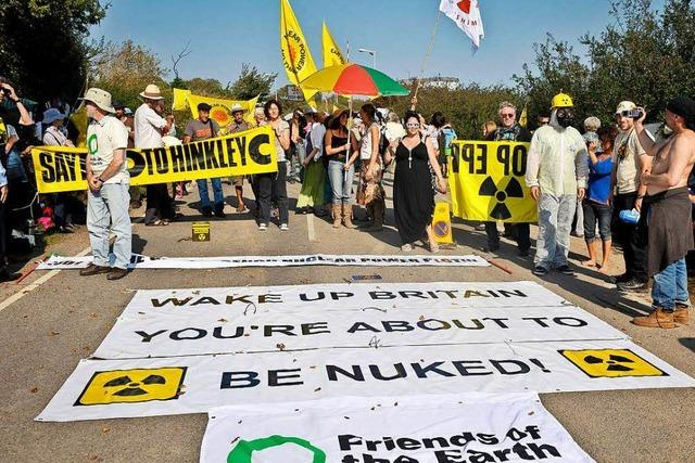 Dürfen Atomkraftwerke subventioniert werden?