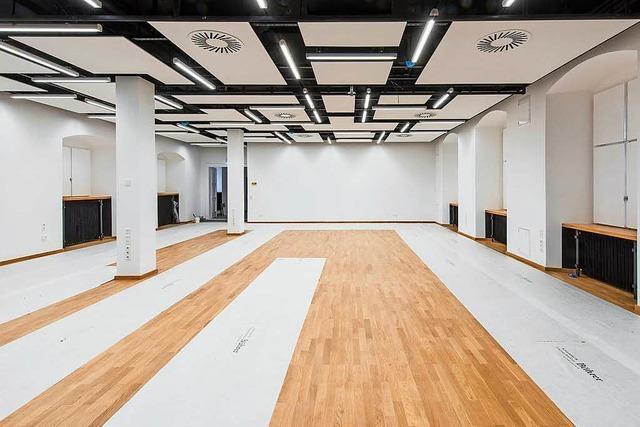 Freiburger Literaturhaus soll kultureller Hotspot werden