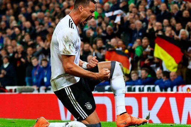Deutschland löst WM-Ticket für Russland 2018