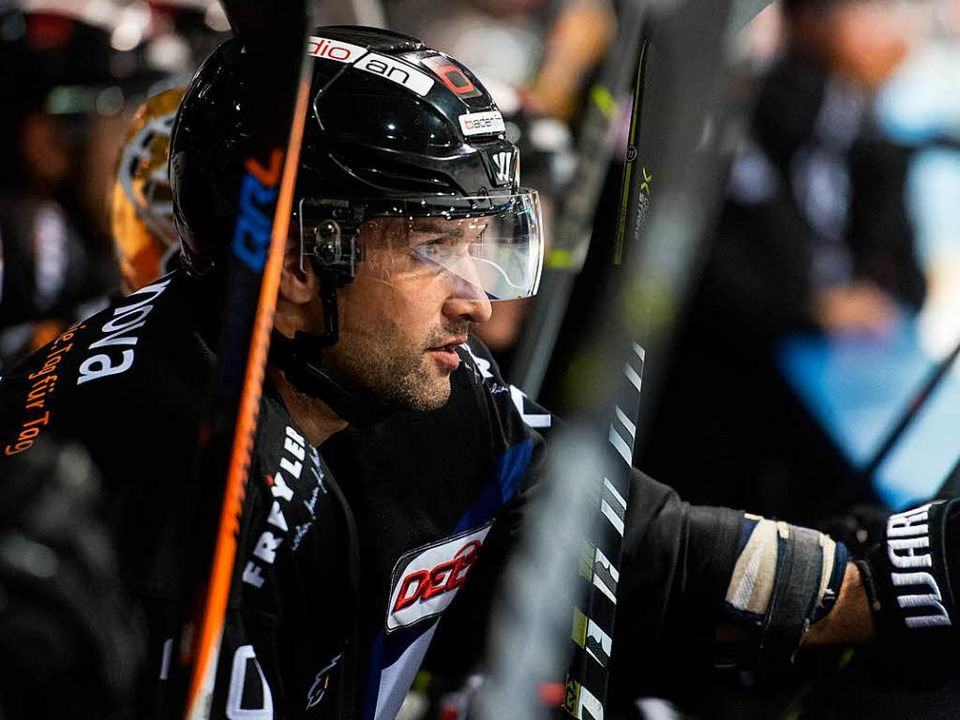 Der Ex-Crimmitschauer Jakub Körner kan...n 37 Lenzen auf viel Erfahrung bauen.   | Foto: Patrick Seeger