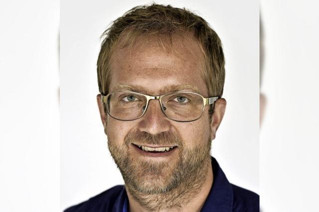 Frank Schoch wechselt in die Lokalredaktion Bad krozingen