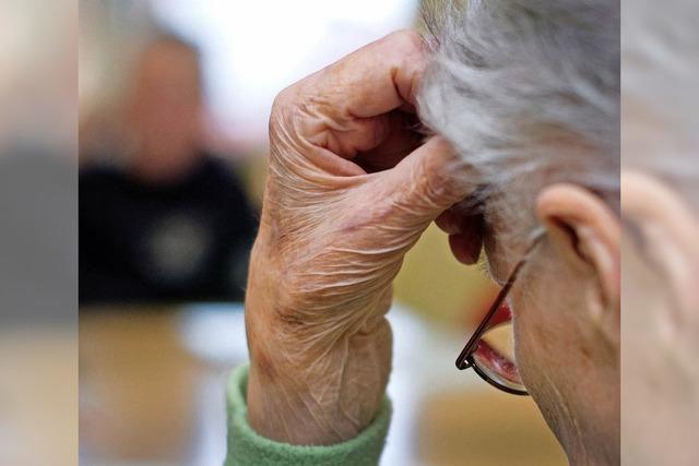 Aktiv und zufrieden altern