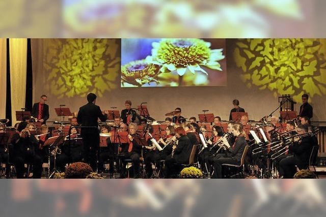 Eine Vielfalt sinfonischer Blasmusik
