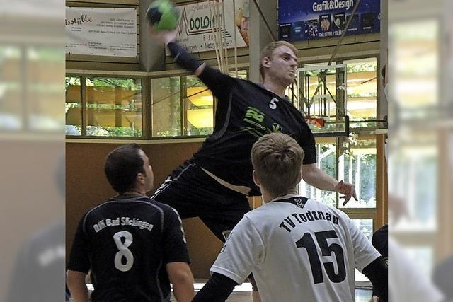Handballer mit Ambitionen