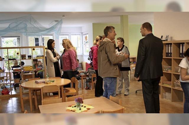 OMA-Kinderhaus in neuem Glanz