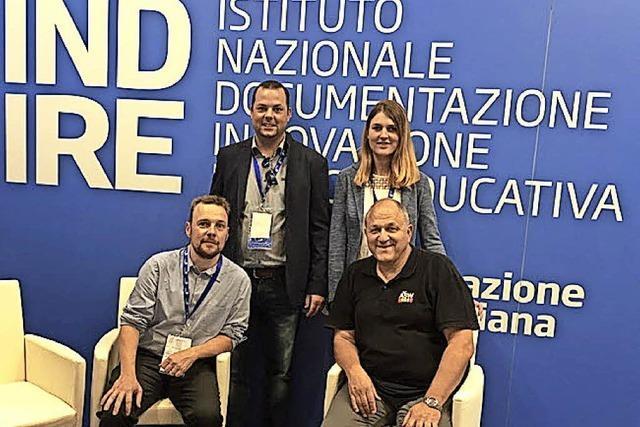 Konzept findet in Italien Beachtung