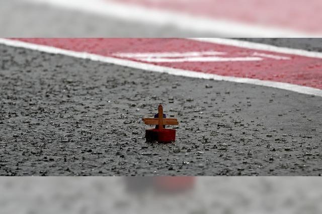 Formel-1-Pilot zeigt sich von Pechsträhne wenig beeindruckt