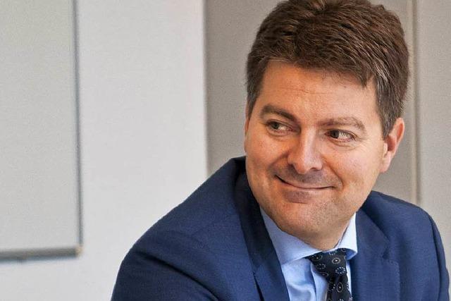 Europaabgeordneter Schwab will die CDU Südbaden leiten