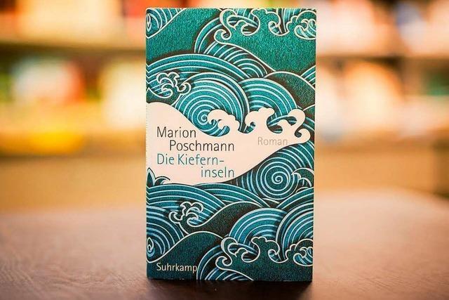 Marion Poschmann reist in ihrem Roman erneut nach Japan