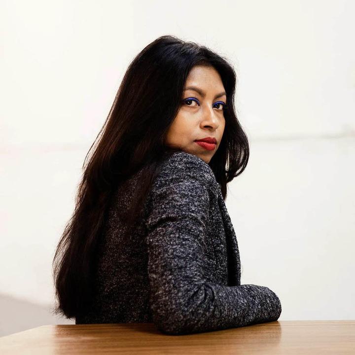 Shumona Sinha  | Foto: Patrice Normand / Temps Machine