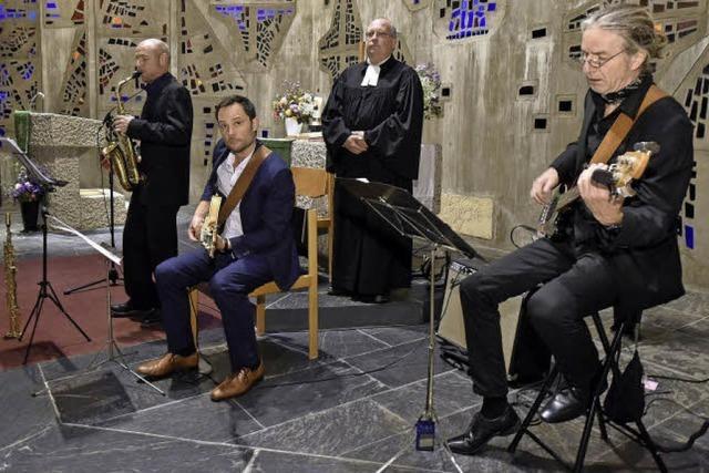 Ein mitreißender Jazz-Gottesdienst zum Auftakt der Reformationswochen