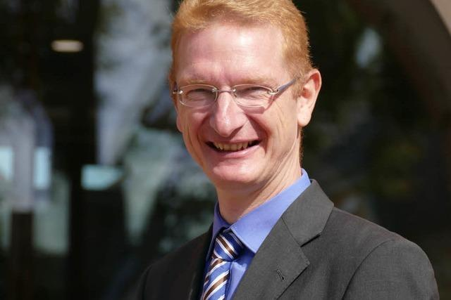Thomas Gedemer ist neuer Herbolzheimer Bürgermeister