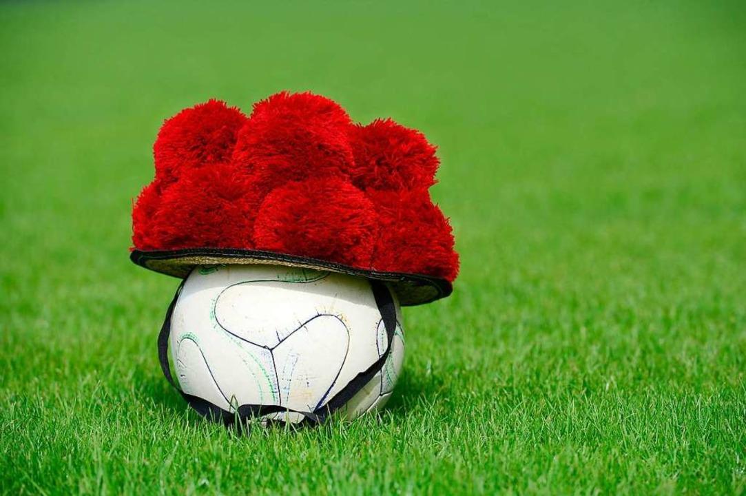 Wer soll beim SC Freiburg künftig den Hut aufhaben?    Foto: Ingo Schneider