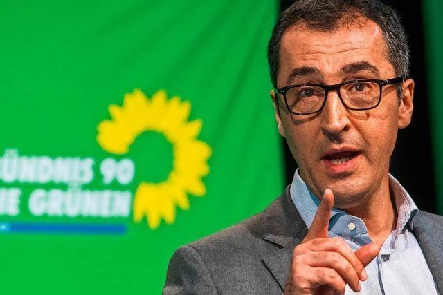 Özdemir als Außenminister? Das sieht Ankara mit Sorge