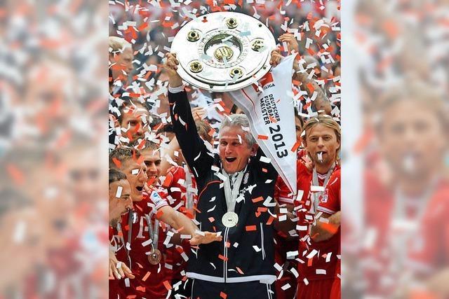 Wie Jupp Heynckes den FC Bayern neu justiert