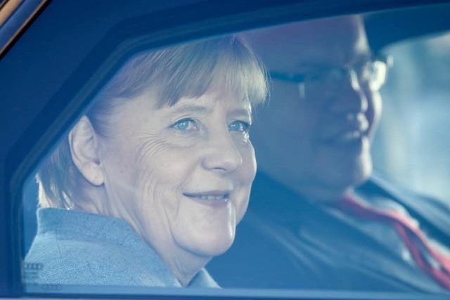 Merkel: Jamaika-Sondierungen beginnen nächste Woche