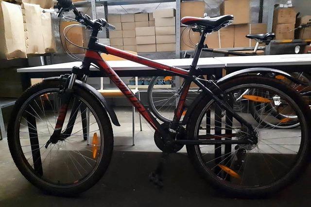 Fahrraddiebe wurden festgenommen