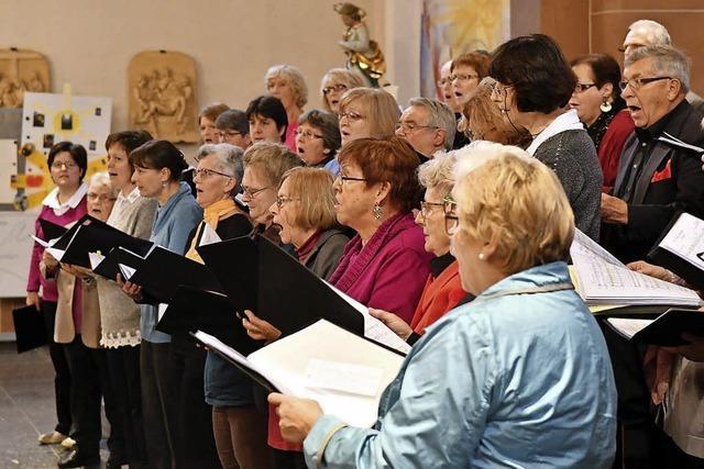 Bunte Messe, bunte Lieder