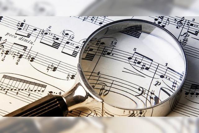 Die Suche nach dem passenden Song