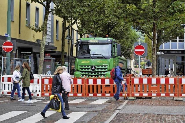 Grabenstraße bekommt neues Gesicht