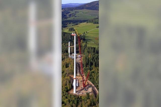 Windpark wächst