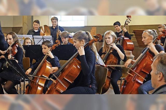 Schulübergreifend harmonisch