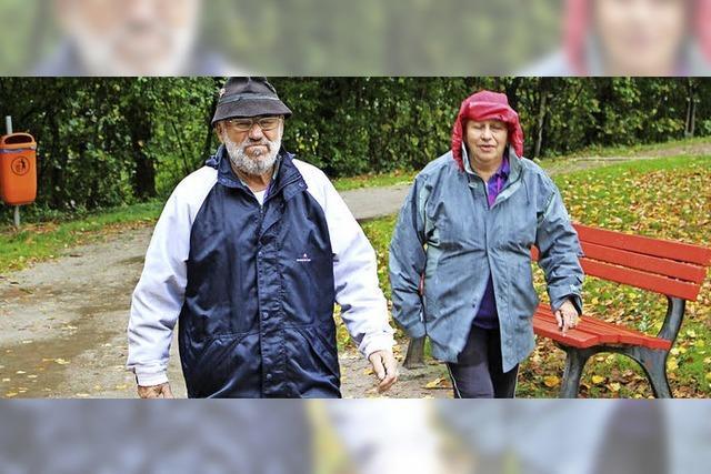 350 Wanderer waren in Öflingen am Start