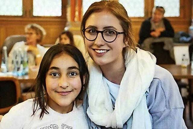 60 geflüchtete Kinder und Jugendliche finden bei