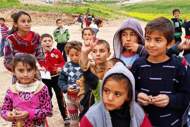 Kenzinger Hilfe für Kinder im Nordirak muss warten