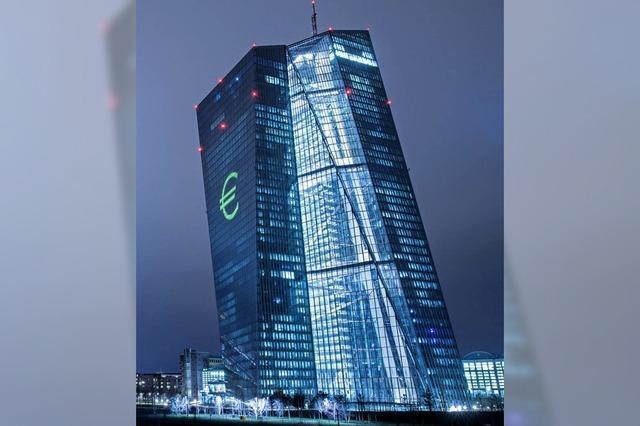 EZB-Test: Banken sind stabil