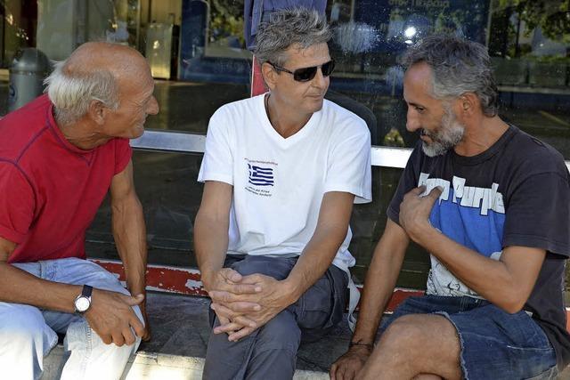 Griechenland erholt sich, die Not ist weiter groß