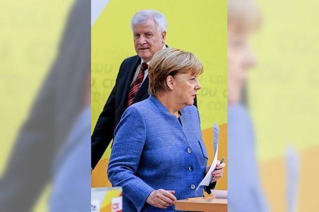 Merkel lädt zum Jamaika-Treff