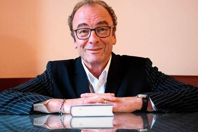 Deutscher Buchpreis für Österreicher Robert Menasse
