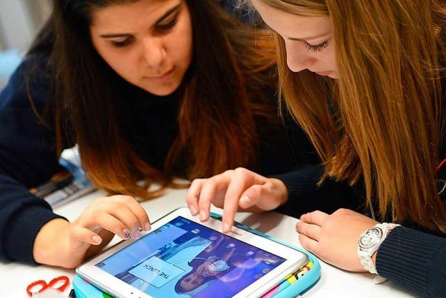 Bündnis gegen Tablets im Unterricht