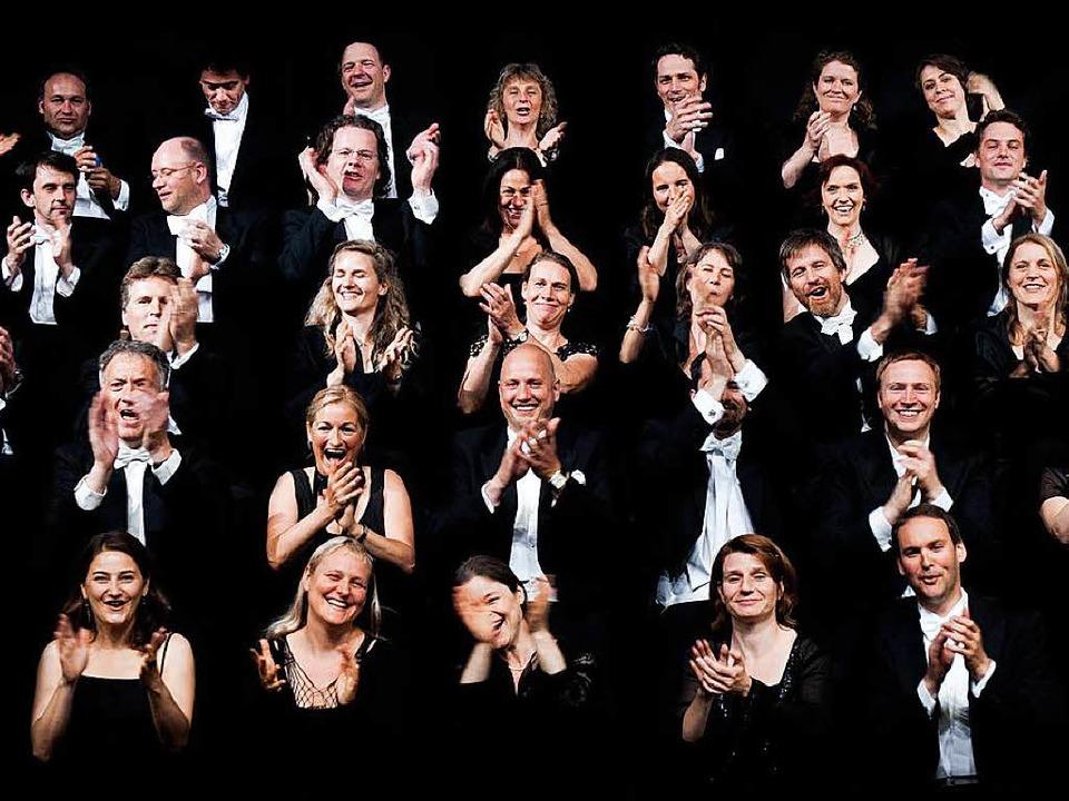 Der Balthasar-Neumann-Chor  | Foto: Veranstalter