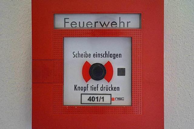 Alarm im Rheincenter-Kino: Brandmelder mutwillig eingeschlagen