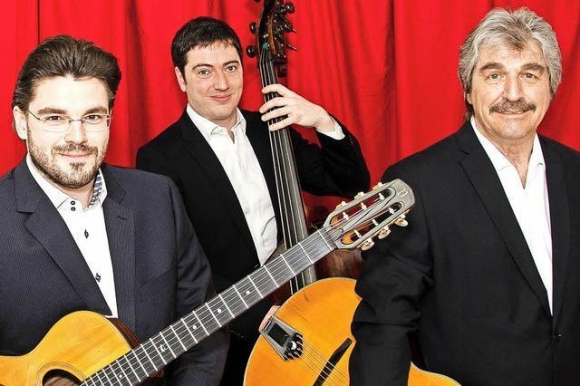 Konzert im Rahmen des Gitarrenfestivals am Hochrhein