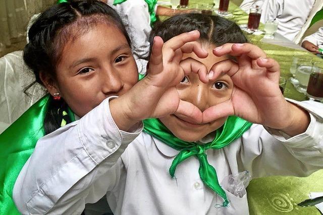 Perspektive für benachteiligte Kinder