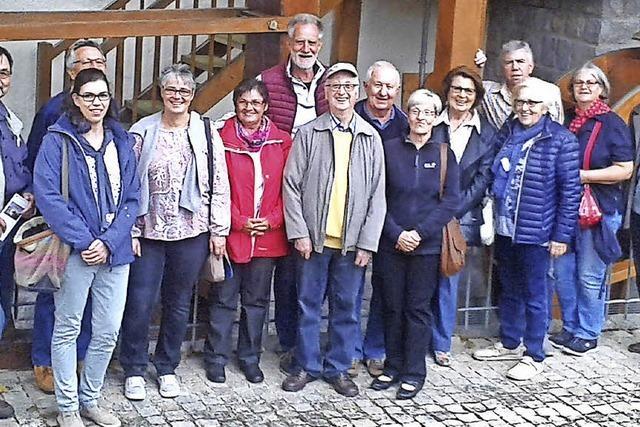 In der Heimat von Müllern und Mühlen