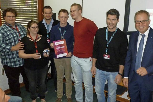 Hackathon fordert junge IT-Entwickler