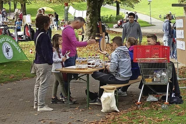 Großer Zuspruch für Freizeitmesse im Badmattenpark