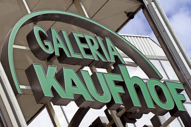 Galeria Kaufhof steckt in der Krise