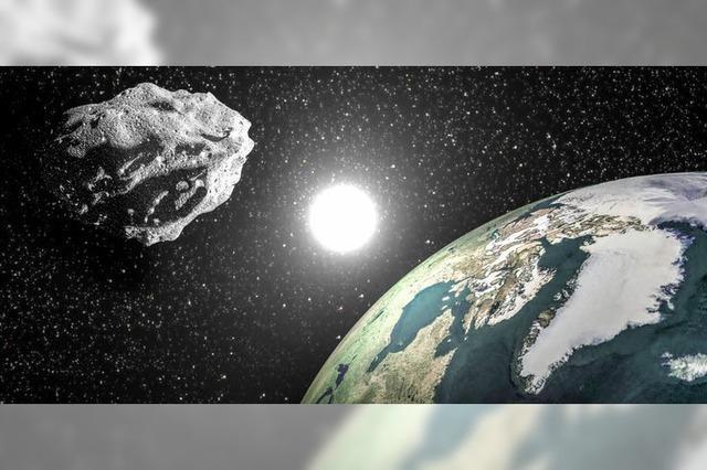 Wie kann sich die Erde gegen Einschläge von Asteroiden schützen?