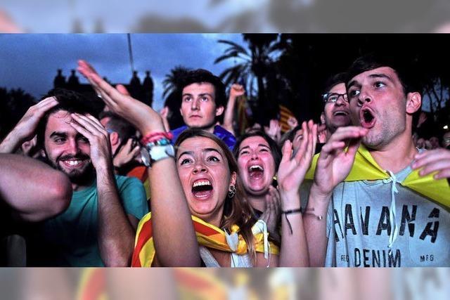 Kataloniens Regionalpräsident Carles Puigdemont pokert