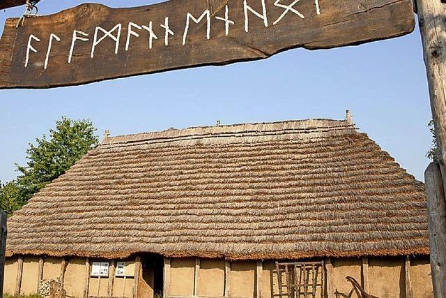 BZ ERLEBNIS: Zu Besuch bei den Alamannen
