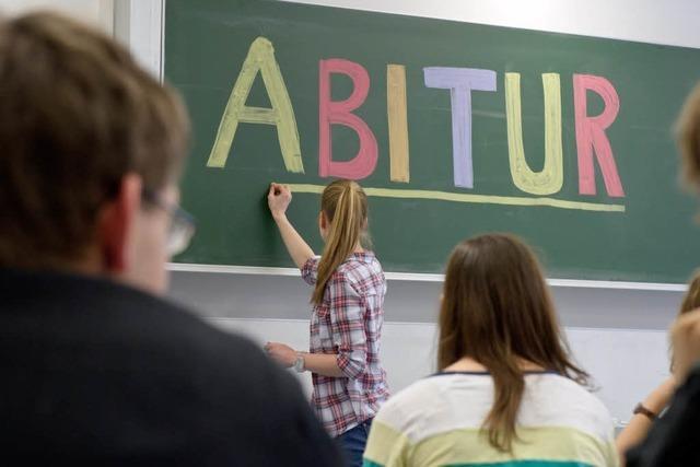 Das Land regelt die gymnasiale Oberstufe neu